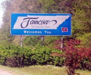 6-10-15 Tennessee sign